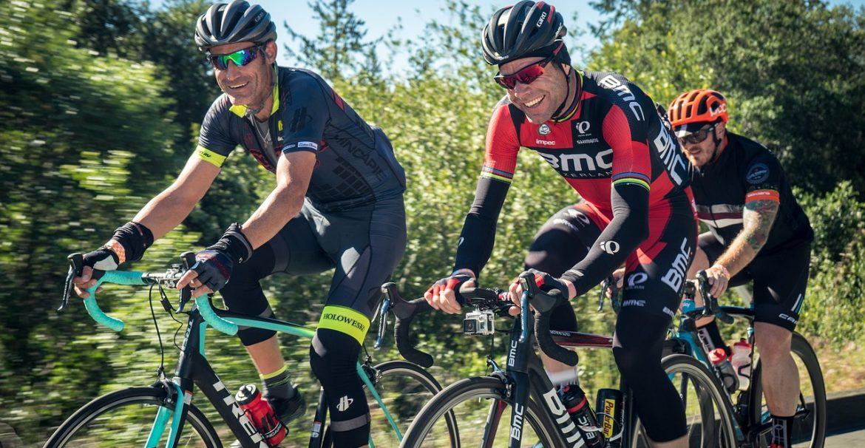 Perdre du poids est important pour faire du cyclisme